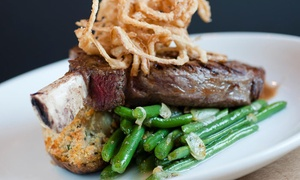 Morgan's Restaurant: Gourmet Comfort Food for Dinner for Two, Four, or Six at Morgan's Restaurant (Up to 58% Off)