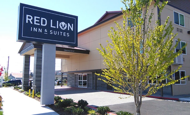 Red Lion Inn Suites Everett Wa Stay At