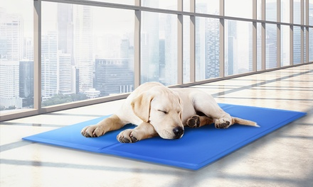 Non-Toxic Pet Cooling Mat: S ($15), M ($18), L ($22), XL ($25) or XXL ($35)