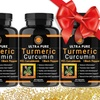 Angry Supplements Ultra Pure Turmeric Curcumin(4- or 6-Pack)
