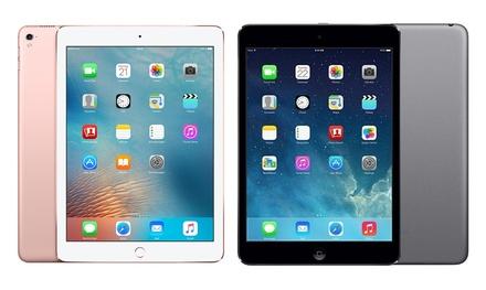 Apple iPad 3 / 4 / Mini 4 / Air 2 / Pro, reconditionnés, livraison offerte