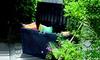 Opbergbox voor in de tuin