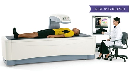 DexaFit Body DXA Body Scan, VO2 Cardio Fitness Reading, or RMR Metabolic Health Test at DexaFit (Up to 47% Off)