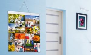 Porte-photos mural