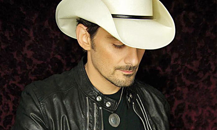 Brad Paisley: Beat This Summer Tour - CenturyLink Center Omaha: Brad Paisley: Beat This Summer Tour at CenturyLink Center on November 14 at 7:30 p.m. (Up to 74% Off)