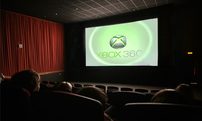 Buffalo Grove Theater - Buffalo Grove IL: Two- or Four-Hour Movie-Screen Video Gaming Session at Buffalo Grove Theater (51% Off)