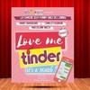 """""""Love Me Tinder"""" au Café-Théâtre Les Minimes"""