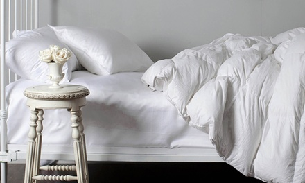 New Season Hungarian Goose White Down Duvets or Pillows