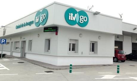 ITV con tasas incluidas para vehículos de gasolina, diésel o motocicletas desde 29,95 € en ITV Go Pozuelo Oferta en Groupon