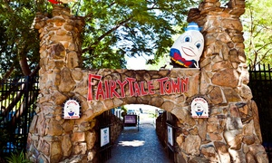Fairytale Town: Four Tickets to Fairytale Town on a Weekday or Weekend (Up to 37% Off)
