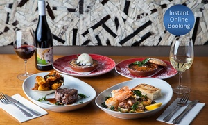 Toro Bravo: 2-Course Dining for 2 with Drinks ($69) or Bottle of Wine ($79) at Toro Bravo Fortitude Valley (Up to $120.50 Value)