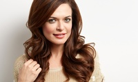 Wash, Cut and Blow-Dry with Optional Full-Head Colour and Conditioning Treatment at Salon Central (Up to 62% Off)