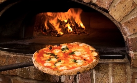 Italian Cuisine at The Fire Brick Oven Pizza & Bar (Half Off). Two Options Available.