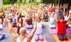 Up to 68% Off Yoga Classes at Cocomotion