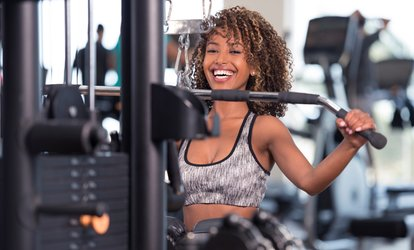 1- or 3-Month Unlimited <strong>Gym</strong> Membership with 2 Personal Training Sessions at Anytime Fitness (Up to 67% Off)