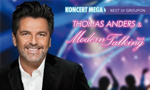 Walentynki 2017: Thomas Anders i Modern Talking Band!: Walentynkowykoncert z Thomas Anders & Modern Talking Band oraz Savage i Francesco Napoli od 99 zł w katowickim Spodku