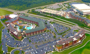 Water-Park Resort near Smoky Mountains at Wilderness at the Smokies, plus 6.0% Cash Back from Ebates.