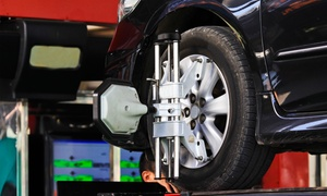 Supa Quick Bruma: 3D Wheel Alignment from R89 for One Vehicle with Optional Fitment Checks at Supa Quick Bruma (Up to 69% Off)