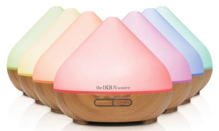 Diffusore di aromi per oli essenziali da 300 ml con 7 luci a LED