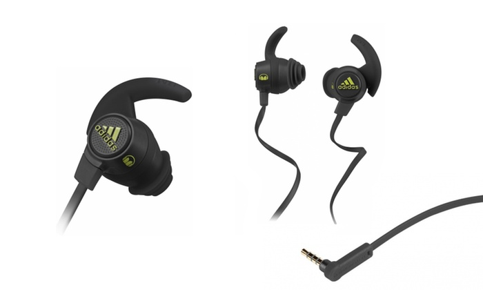 Adidas Sport Response by Monster Earbuds