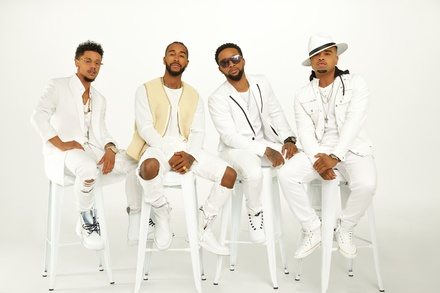 B2K: The Millennium Tour with Mario, Pretty Ricky, Lloyd, Bobby V., Chingy, and More on Friday, May 3, at 8 p.m.
