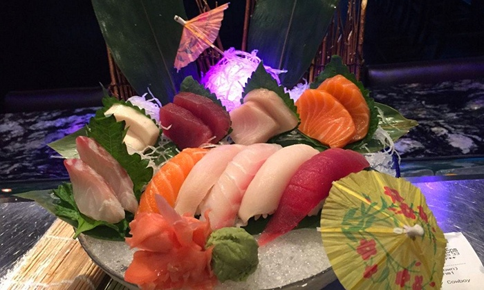 Inaka Sushi & Bar - Central Oklahoma City: $12 for $20 Worth of Sushi at Inaka Sushi & Bar