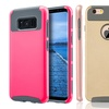 WalvoDesign Two-Layer Hybrid Case for iPhone and Samsung Smartphones
