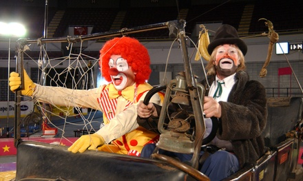 Garden Brothers Circus In Lowell Ma Groupon