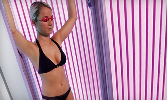 Endless Summer Tanning Centers - Ventura: One or Three Sessions or One Month of Red-Light Therapy at Endless Summer Tanning Centers (Up to 58% Off)