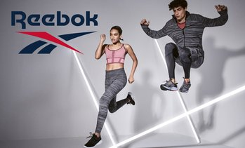 $30 to Spend on Clothing & Footwear at Reebok