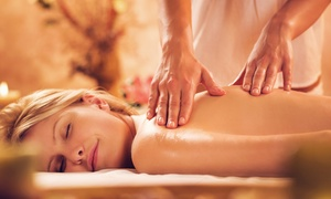 Total Skin and Body: Aromatherapy or Swedish Full Body Massage with Manicure from R189 for One at Total Skin and Body (Up to 65% Off)