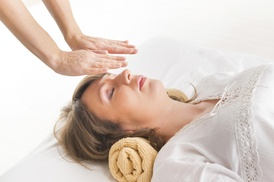 Balanced Mind Body Spirit: 60-Minute Reiki Session with Aromatherapy from Balanced Mind Body Spirit