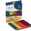 Bilinny Premium Vibrant Colored Pencils (48-Piece)