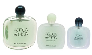Giorgio Armani Acqua Di Gioia Fragrance for Women (Multiple Sizes)