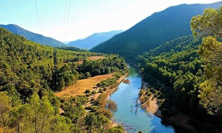 Sierra de Cazorla: 1, 2 o 3 noches en habitación doble para 2 con desayuno y cena en Hotel Rural Posada del Cordobés