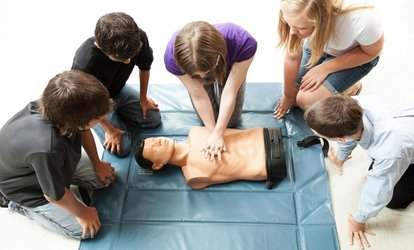 image for $35 for $60 Worth of Services — CPR 1-2-3