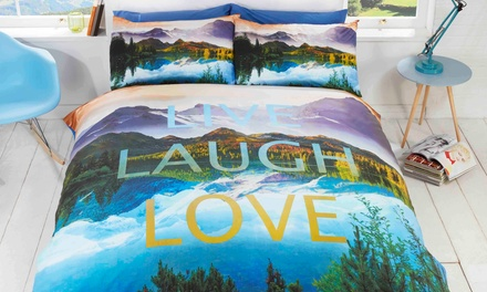 Rapport Home Duvet Sets in Choice of Design