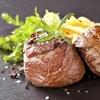 3-Gänge-Steakteller-Menü