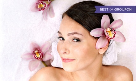 One or Two Relaxation Massages or One Custom Facial at Canyon Falls Spa & Salon (Up to 48% Off)