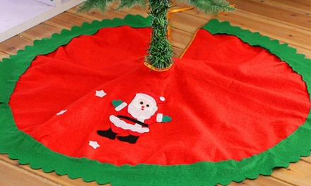 From $14 for a Round Christmas Tree Skirt
