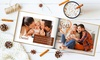 """Up to 86% Off 20 Page 8""""x8"""" Custom Hard Cover Photo Books"""