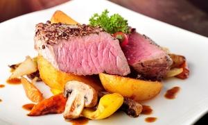"""Restaurant """"mitStil"""": Saisonales-3-Gänge-Menü für 1, 2 oder 4 Personen im Restaurant """"mitStil"""" (bis zu 41% sparen*)"""