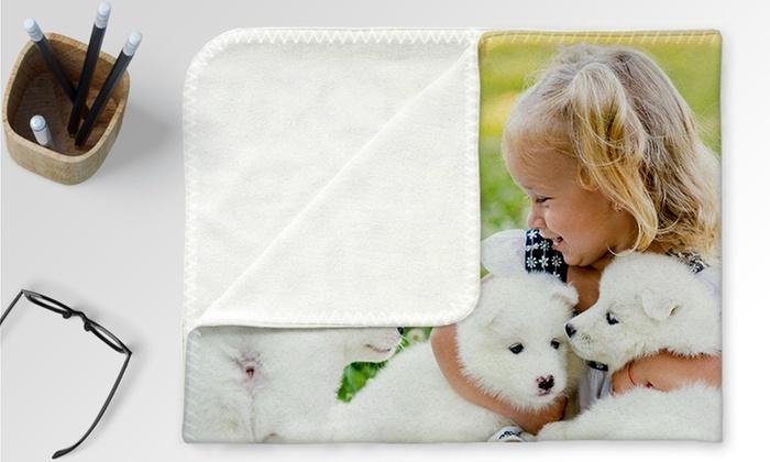 Manta personalizada con foto groupon goods - Mantas personalizadas con fotos ...