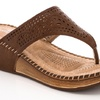 Lady Godiva Women's Arch Support Comfort Sandals. (Size 7.5)