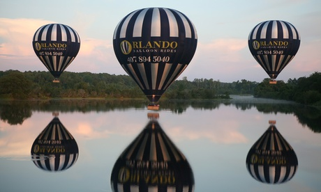 Hot Air Balloon Rides for One or Two at Orlando Balloon Rides (Up to 28% Off). Four Options Available. 6ac815a4-778d-432c-907d-f38928318f21