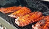 Pork Belly Rack Ribs with Beer
