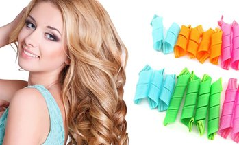 Easy Curl Natural Curler Set