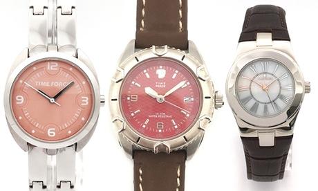 Relojes Time Force para hombre o mujer, disponibles en varios modelos