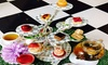 To A Tea - St Paul's: Mad Hatter's Afternoon Tea for One, Two or Four at To A Tea, St Paul's (24% Off)