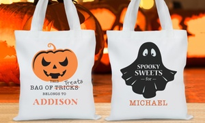 Small Personalized Halloween Tote Bags at Small Personalized Halloween Tote Bags, plus 9.0% Cash Back from Ebates.